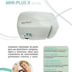 nebulizador portatil adulto y pediatrico apex mini plus