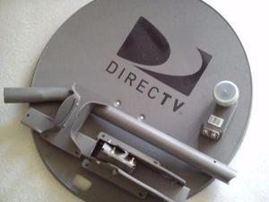 Antena Directv Con Su Lnb