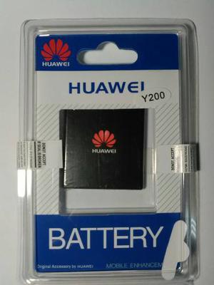 Bateria Huawei Ascend Y200, Certificadas!! Imagen Real