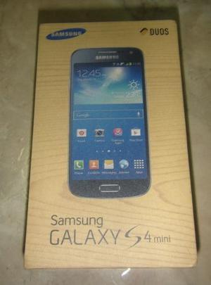 Caja Samsung Galaxy S4 Mini -vacía Sin Accesorios- Original