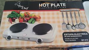 Cocina Eléctrica Muy Potente watts, Nuevas,