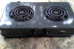 Cocina Electrica 2 Hornillas Marca Haceb Posot Class
