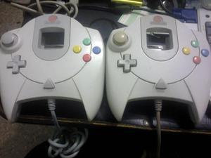 Controles Sega Dreamcast
