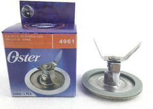 Cuchilla De Licuadora Oster 100% Original Modelo