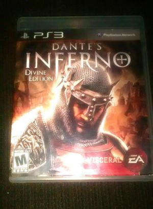 Juego Ps3 Dante's Inferno