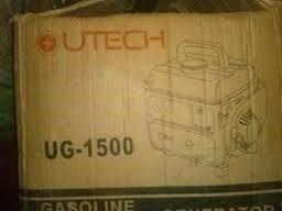 Planta Electrica Marca Utech Usada