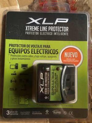 Protector De Voltaje Para Equipos Electrónicos 1 Toma