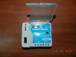 Regulador De Voltage Alta Carga 110v 20amp  W 1,5 Hp.
