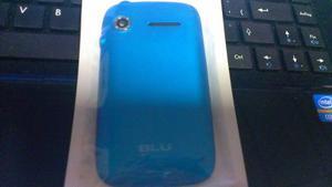 Tapa Trasera Telefono Celular Blu