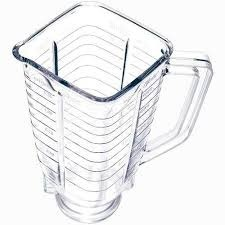 Vaso De Vidrio Para Licuadora Oster Osterizer Vidrio Grueso