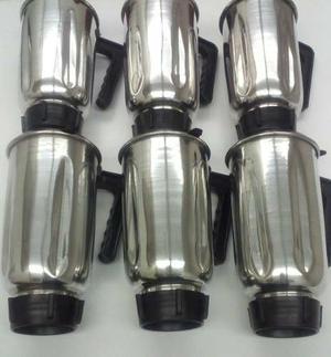 Vaso Oster De Aluminio Con Tapa Y Rosca