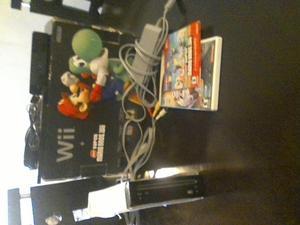 nintendo wii súper Mario bross
