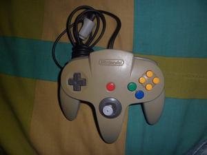 Control De Nintendo 64 En Perfecto Estado