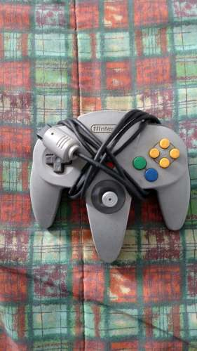 Control Nintendo 64 Para Reparar