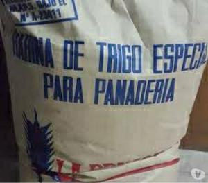 HARINA DE TRIGO DE 45 KG POR CAMION DOMICILIO