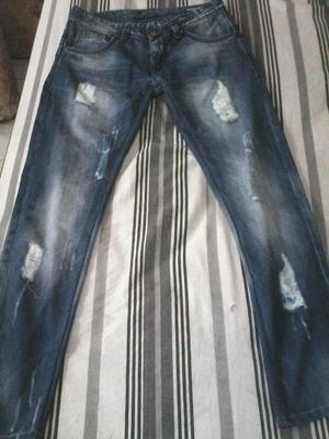 Pantalon Jeans de Caballero Original