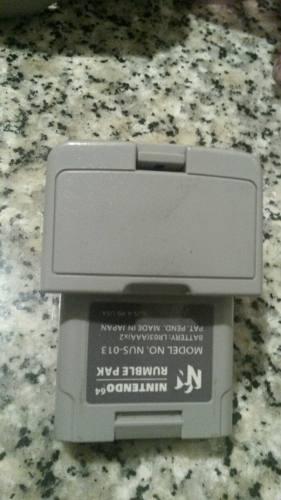 Rumble Pack Para Nintendo 64