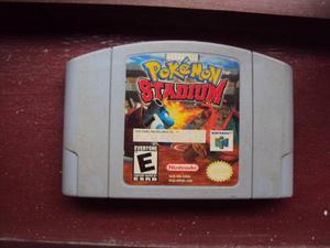 Vendo O Cambio Juego De Pokemon Stadium