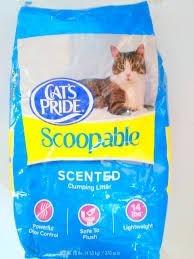 Arena De Gatos Cats Pride Scoopable