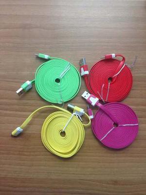 Cable Usb Plano Samsung 3mts