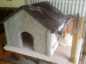 Casa Para Gatos, Arañador