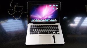 Macbook Pro A Usada En Buen Estado Con Detalles Apple