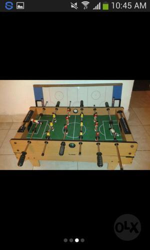 Mesas de Fútbol Y Pool