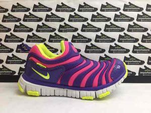 Nike Free De Niñas Tallas 26 Y 30 Importadora212