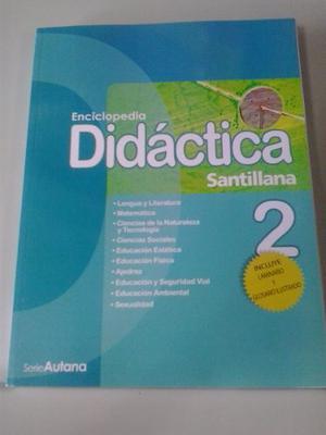 Enciclopedia Didactica De Segundo Grado Santillana