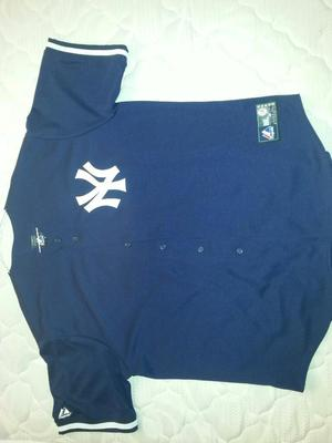 Franela Jersey New York Yankees Original