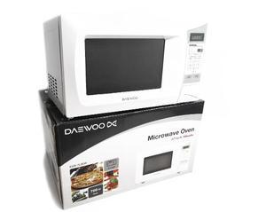 Horno De Microondas Daewoo 700w De 0.7 Cu.ft
