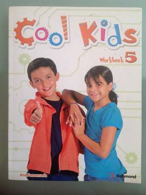 Libro De Ingles 5 Grado, Cool Kids Richmond