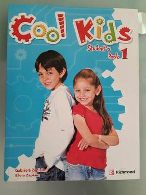Libro De Inglés Student Book Cool Kids De 1 Grado, Richmond