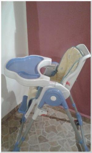Silla De Comer Para Bebé Happy Baby