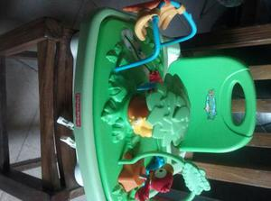 Silla De Comer Portatil Fisher Price