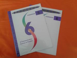 Spectrum 6 Workbook Libro Para Curso De Ingles