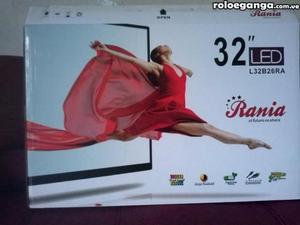 Televisor Rania LED de 32 pulgadas nuevo