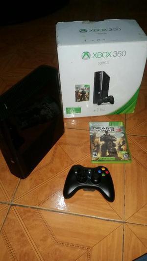 Xbox 360 Slim E 500 Gb con Juego