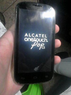 Alcatel Pop C5 Dual Sim Detallito Mica