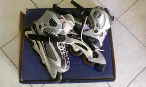 Patines En Linea Originales, Roller Derby, Mod. G900