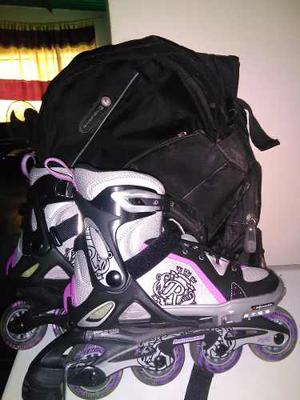 Patines Lineales Ajustables