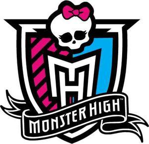 Patines Monster High Talla  Solo Por Hoy