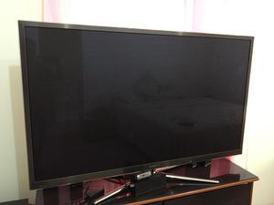 TV SAMSUNG 64 PLASMA. HD, 3D, COMO NUEVO.