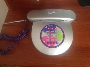 Telefono fijo Barbie original