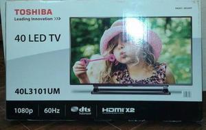 Tv Toshiba 40 Pulgadas Led