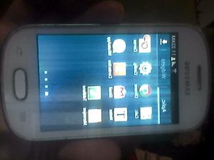 telefono celular samsung fame lite android movistar,