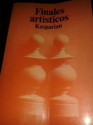 Ajedrez Libro Usado Finales Artisticos
