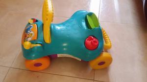 Carrito Andadera 2 En 1 Usado Playskool Excelente Condicion
