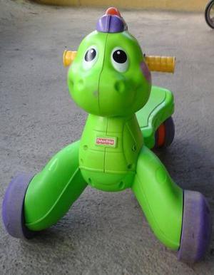 Carro Andadera Dinosaurio Fisher Price
