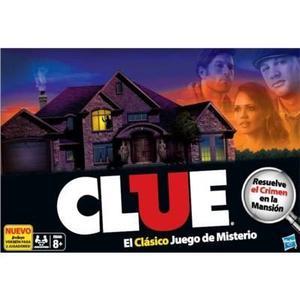 Juego De Mesa Clue Original !!!!!!!!!!!!!!!!!!!!!!!!